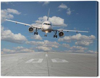 Obraz na Płótnie Samolot dolnoprzepustowy