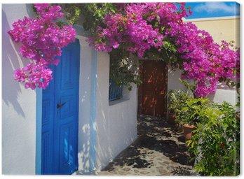 Obraz na Płótnie Santorini, Grecja
