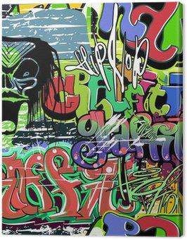 Ściany graffiti wektor powtarzalne tła