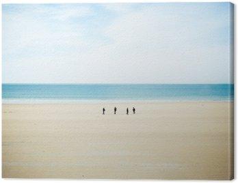 Obraz na Płótnie Seaside-Jersey