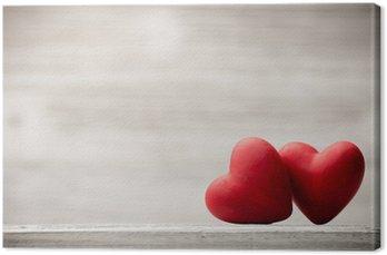 Obraz na Płótnie Serce