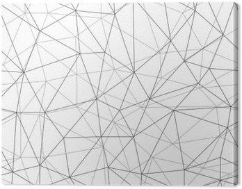 Obraz na Płótnie Sieć bezszwowe tlo Wektor
