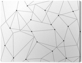 Skandynawskich geometryczny nowoczesny szwu