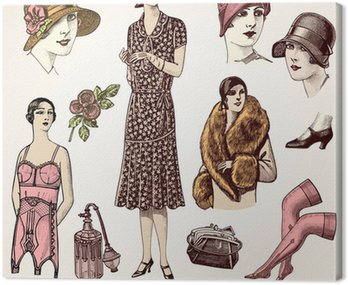 Sklep mody 1930