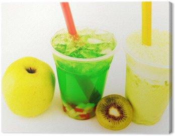 Slash kiwi i zielona herbata Bubble