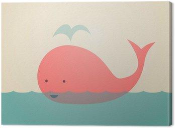 Śliczne Whale
