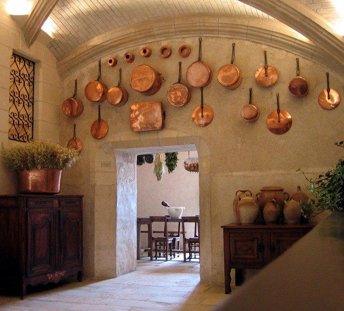 Obraz na Płótnie Średniowieczna kuchnia -