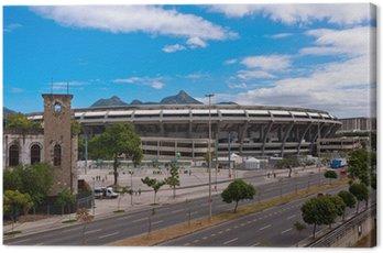 Obraz na Płótnie Stadion Maracana w Rio de Janeiro, Brazylia