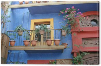 Stare miasto - Monterrey Barrio Antiguo