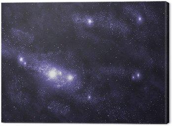 Obraz na Płótnie Starfield serii: Milky Way