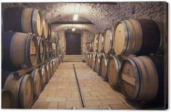 Obraz na Płótnie Starożytny winiarnia
