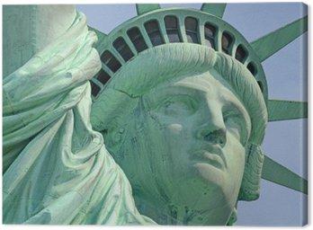 Obraz na Płótnie Statua Wolności, Liberty Island w Nowym Jorku
