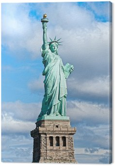 Obraz na Płótnie Statua Wolności, Nowy Jork. USA.
