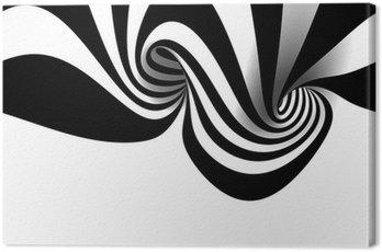 Obraz na Płótnie Streszczenie spirali