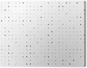 Obraz na Płótnie Streszczenie szarym tle, bez szwu deseń