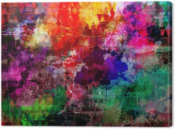 Styl grunge abstrakcyjne tło akwarela