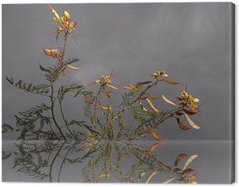 Obraz na Płótnie Style Ikebana
