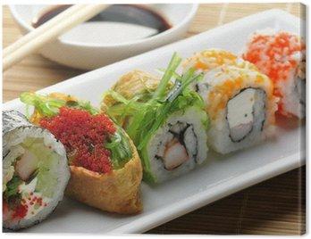 Obraz na Płótnie Sushi
