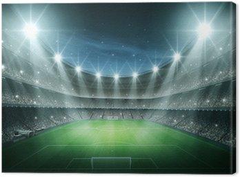 Obraz na Płótnie Światło Stadium