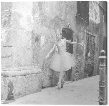 Obraz na Płótnie Tancerz 4