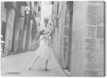 Obraz na Płótnie Tancerz 6