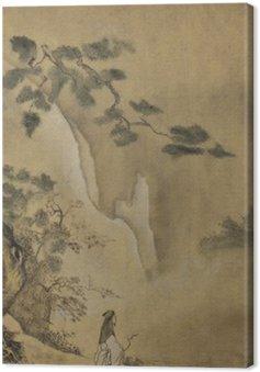 Taoistycznych szałwia w górach