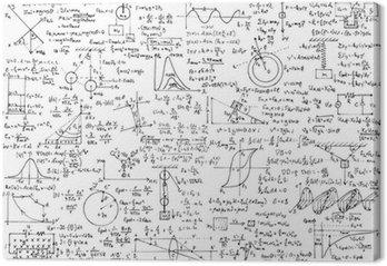 Obraz na Płótnie Tło Fizyka