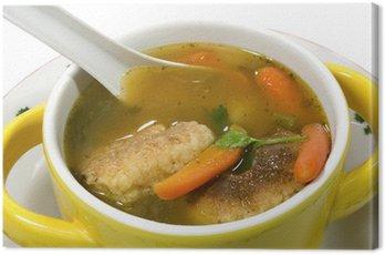 Obraz na Płótnie Tradycyjne Hondurasu capirotadas, ser pierogi, zupy.