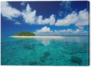 Tropikalna wyspa raj wakacje