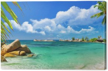 Tropikalny raj - Seszele wyspy