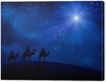 Trzech mędrców i gwiazda