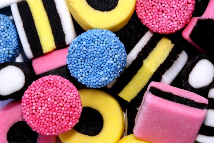 Obraz na Płótnie Tuczący - Słodycze i muffinki