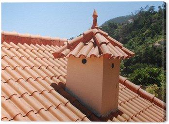 Obraz na Płótnie Typowa czapka komin - Madeira