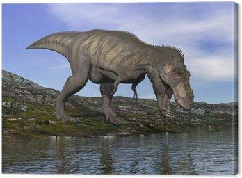 Tyrannosaurus Rex dinozaura - 3d render