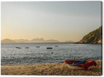 Obraz na Płótnie Urca, Rio de Janeiro