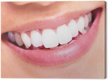 Obraz na Płótnie Uśmiech