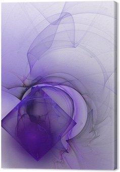 Obraz na Płótnie Violett