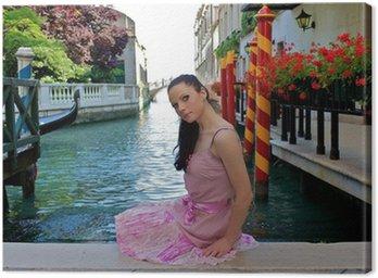 Obraz na Płótnie Violetta 42