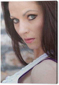 Obraz na Płótnie Violetta 46