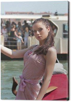 Obraz na Płótnie Violetta 54