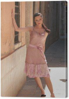 Obraz na Płótnie Violetta 55