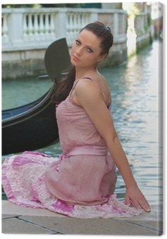 Obraz na Płótnie Violetta 68