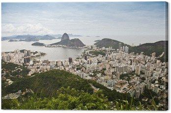 Obraz na Płótnie Vista di Rio de Janeiro