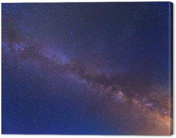 Obraz na Płótnie Widok z Drogi Mlecznej
