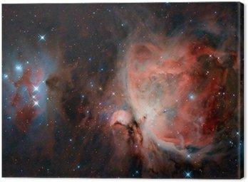 Obraz na Płótnie Wielka Mgławica Oriona