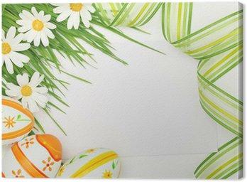 Obraz na Płótnie Wielkanoc ramki