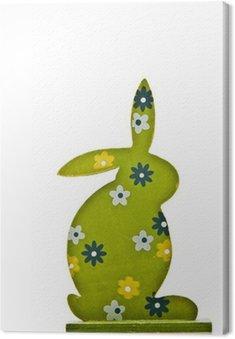 Obraz na Płótnie Wielkanocny królik