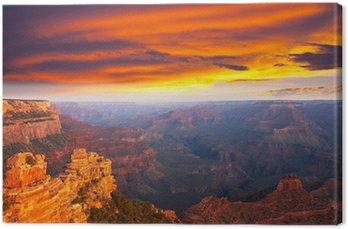 Obraz na Płótnie Wielki Kanion