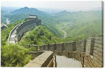 Obraz na Płótnie Wielki Mur Chiński