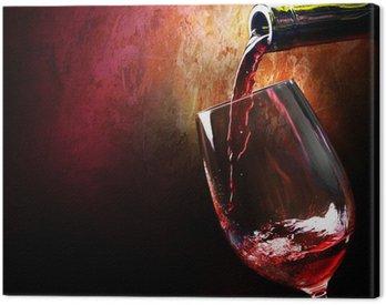Obraz na Płótnie Wino